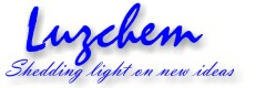 Luzchem Logo; Part 1